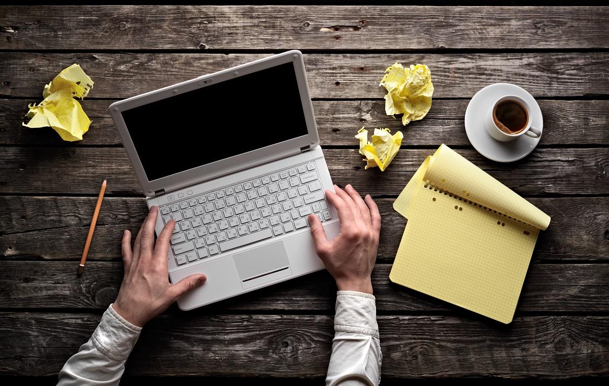 Potrebujete pomoč pri pripravi besedil za spletno stran?