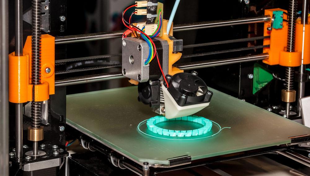 3D tisk omogoča enostavno izdelavo izdelkov